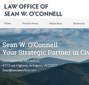 Law Offices of Sean O'Connell